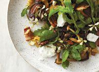 Idiotically complicated salads