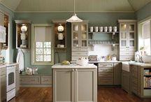 Küchen renoviert