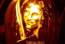 Nerdy Halloween Jack-o-Lanterns & Geeky Pumpkins / Time to get carving with these nerdy Halloween jack-o-lanterns & geeky pumpkin ideas & inspiration