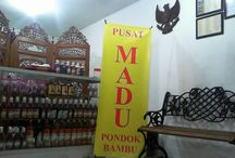 Pusat Madu Pondok Bambu by Madu Sukatani (The SHOP) / Looking for premium local HONEY? pay us a visit. We are located in Jl. Gading Raya no. 27, Pondok Bambu, Duren Sawit, East Jakarta.