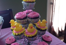 Kimmi's baby shower  / by Tricia Gamez