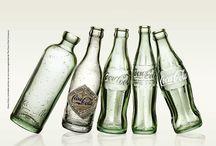 Product & Design / Productos y diseños actuales de Coca-Cola.