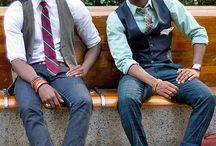 Smashing Men's Fashion / by Kat Engh