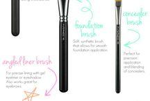 brushes ♡
