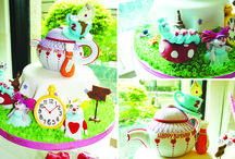 Party Theme || Alice in Wonderland