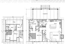 Ranch House Plans / by Wendy Ellsworth