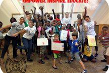 K4K College Heroes In Action / #K4KVolunteers #K4KCollegeHeroes