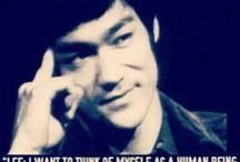 Bruce Lee / Philosopher, inspirer