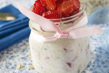 Healthy eating / Healthy alternatives to sweet treats