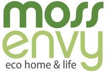 Moss Envy - Eco Home & Life / Moss Envy redefines value by providing eco friendly products that support a healthy home, sustainable lifestyle, and social awareness of people and planet. Our diverse, department store like variety is combined with a welcoming and service oriented atmosphere where your purchases will exceed your personal needs and positively impact future generations. Thank you for choosing Moss Envy! Visit our website at www.mossenvy.com