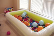 Ballpit ideas