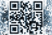 Customized QR Codes / A collection of branded, designer codes illustrating the visual potential of QR. Images are associated with ScanLife campaigns unless otherwise noted. / by ScanLife