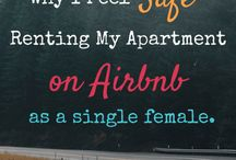 Airbnb Tips / You can maximize saving by booking vacations through Airbnb AND you can earn money by hosting your house or apartment!