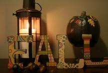 Fall - Halloween / by Stephanie Brock Cabaniss