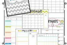First Grade: Ideas / by Erin