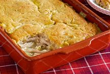 Chicken Pie Recipes