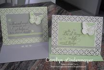 Kit cards / by Vanessa Evans