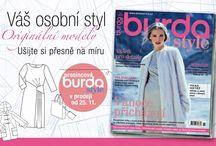 Burda Style - vydání 12/2015