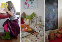 kids room / by Jessica Reid