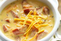 Soups / by Dakota Thomas