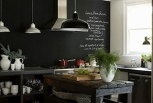 dream kitchen / by Heather Dabe