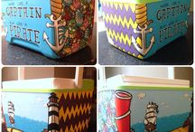 Coolers / by Katy Gaudet