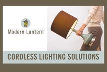 Modern Lantern on Kickstater / by Modern Lantern