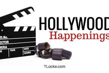 Hollywood Happenings / What's happening in my life as it pertains to screenplay writing and getting my writing produced as feature films.
