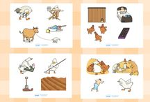Farmer Duck / Activities to use with Farmer Duck
