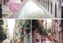 Wedding & Umbrella
