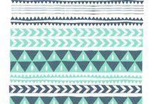{Mint}  / Colors summer trends 2013