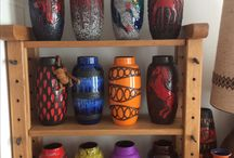 Mid-Century Ceramics and decoratives