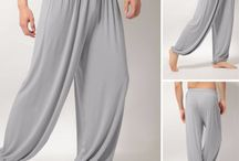 Naked pants