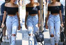 les jeans troues refletent notre liberte de vivre