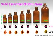 Natural Remedies and Essential Oils / by Patty Conoley