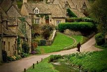 Country villages & houses