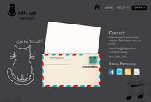 Website Pages Design / 2 in number