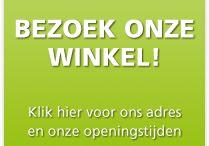 Onze winkel in Hilversum / Onze winkel in Hilversum is van dinsdag tot en met zaterdag open. Wij adviseren u graag, dus kom langs! Adres: Havenstraat 45C in Hilversum.