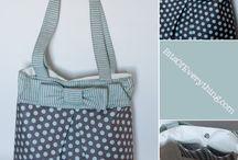 DIY Tote bags