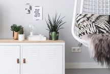 Styling home