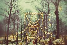 Christmas / by Alice In Weddingland
