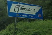 TENNESSEE / by Janie Sampson