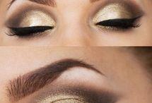 Inspirational make-up
