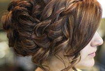 Weddings- Hair
