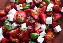 Salad / Raw eating