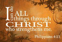 Scripture & Faith