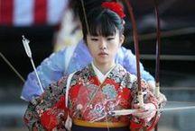 弓道や、書道や、手動や、武士道や、茶道など