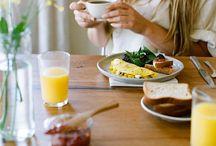 breakfast + brunch / by Irene Chang
