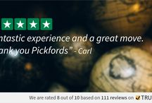 Fantastic feedback! / Great feedback from our customers, posted at trustpilot.co.uk.