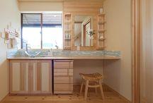 toilet・Washroom / テライズホームでは、自然素材・天然素材・無垢材にこだわった注文住宅を建築する工務店をご紹介させて頂きます。 私たちは、ご家族の健康を守り続ける【 健やかに暮らせる家 】を目指しています。